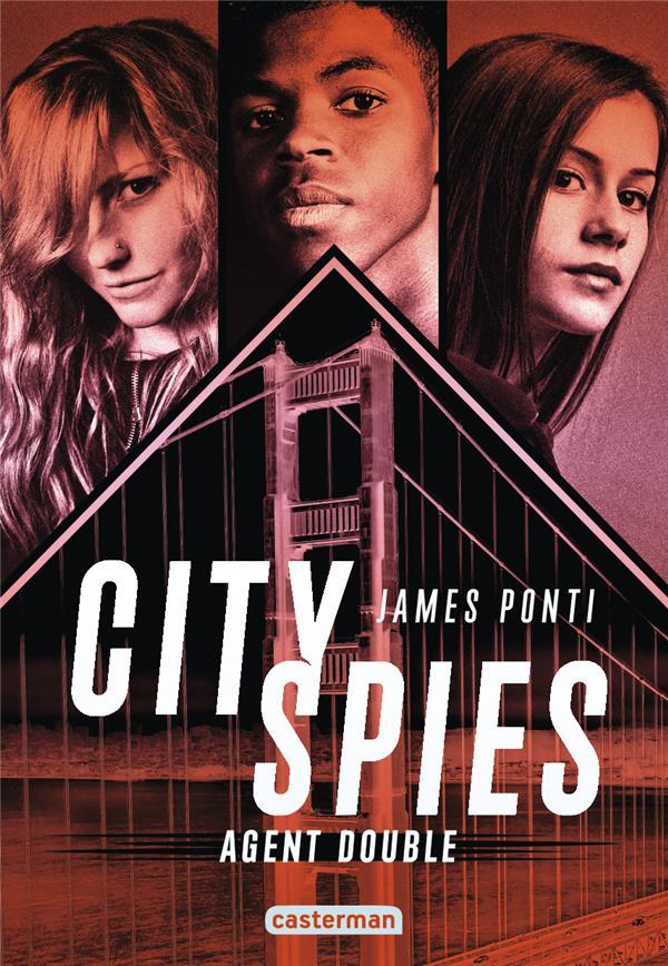 CITY SPIES T.2  -  AGENT DOUBLE