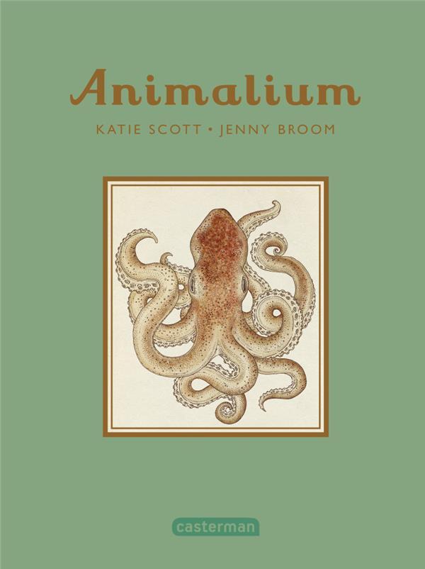 ANIMALIUM - MINI-LIVRE CADEAU