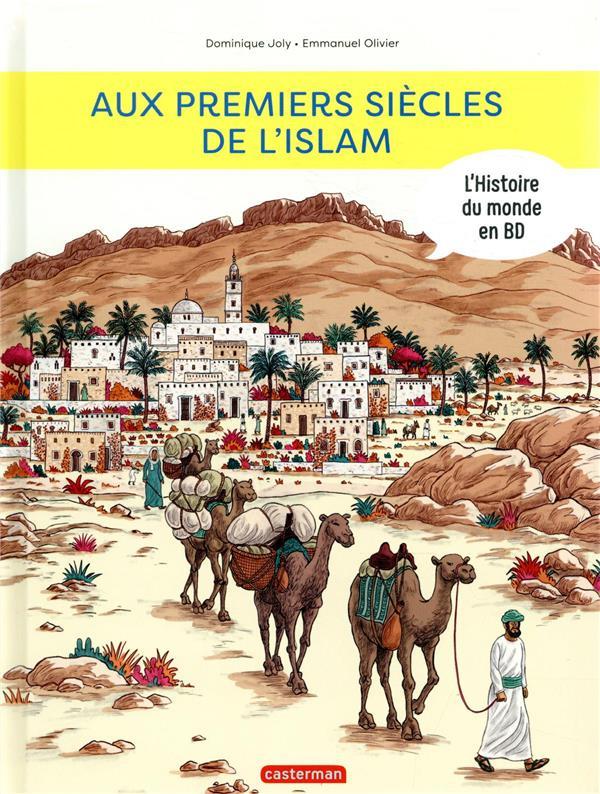 AUX PREMIERS SIECLES DE L-ISLA JOLY/OLIVIER CASTERMAN
