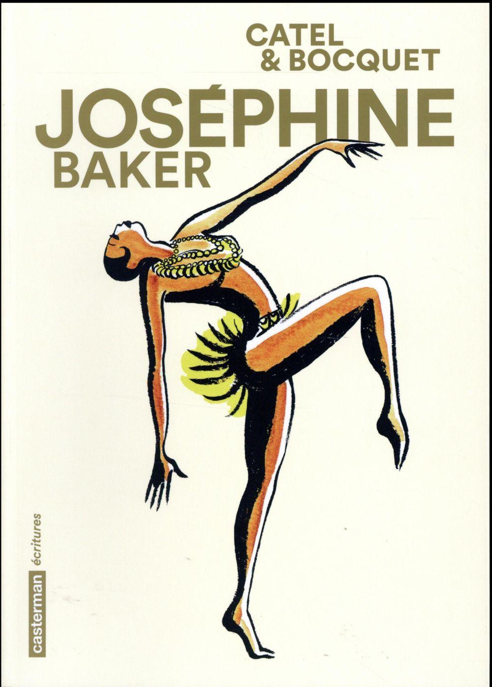 JOSEPHINE BAKER BOCQUET/CATEL CASTERMAN