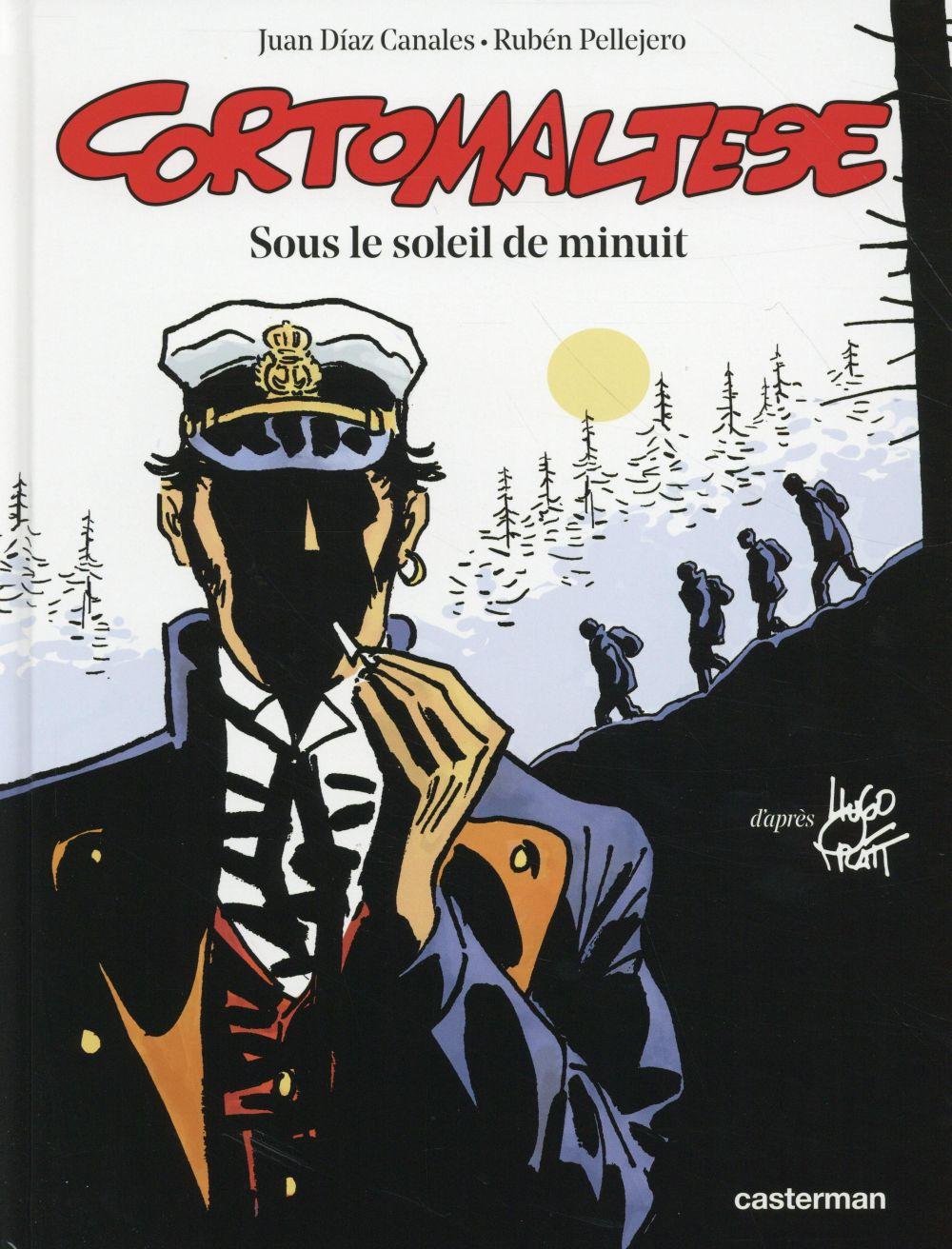 CORTO MALTESE T.13  -  SOUS LE SOLEIL DE MINUIT PRATT/CANALES Casterman