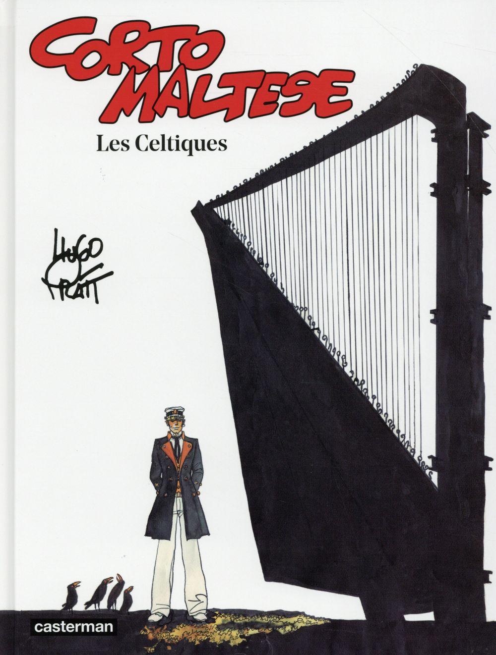 CORTO MALTESE T.4  -  LES CELTIQUES PRATT Casterman