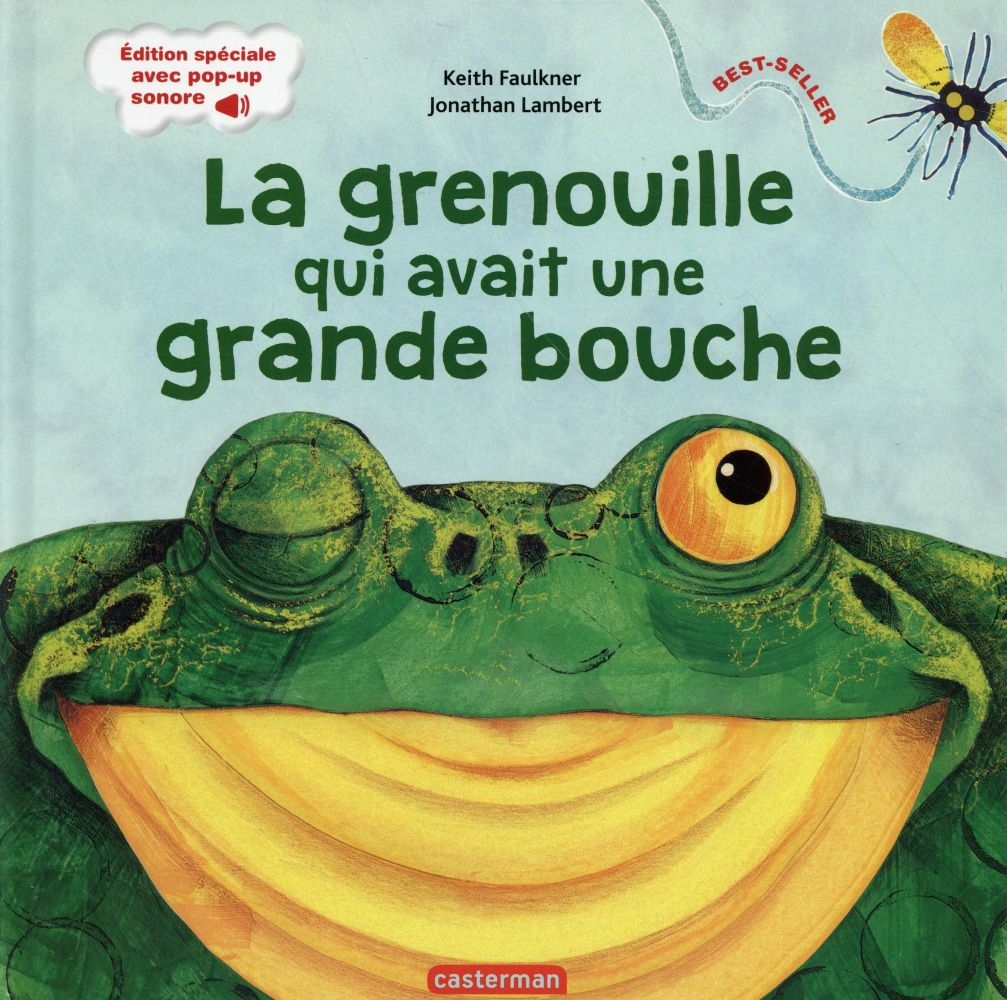 LA GRENOUILLE QUI AVAIT UNE GR FAULKNER/LAMBERT CASTERMAN