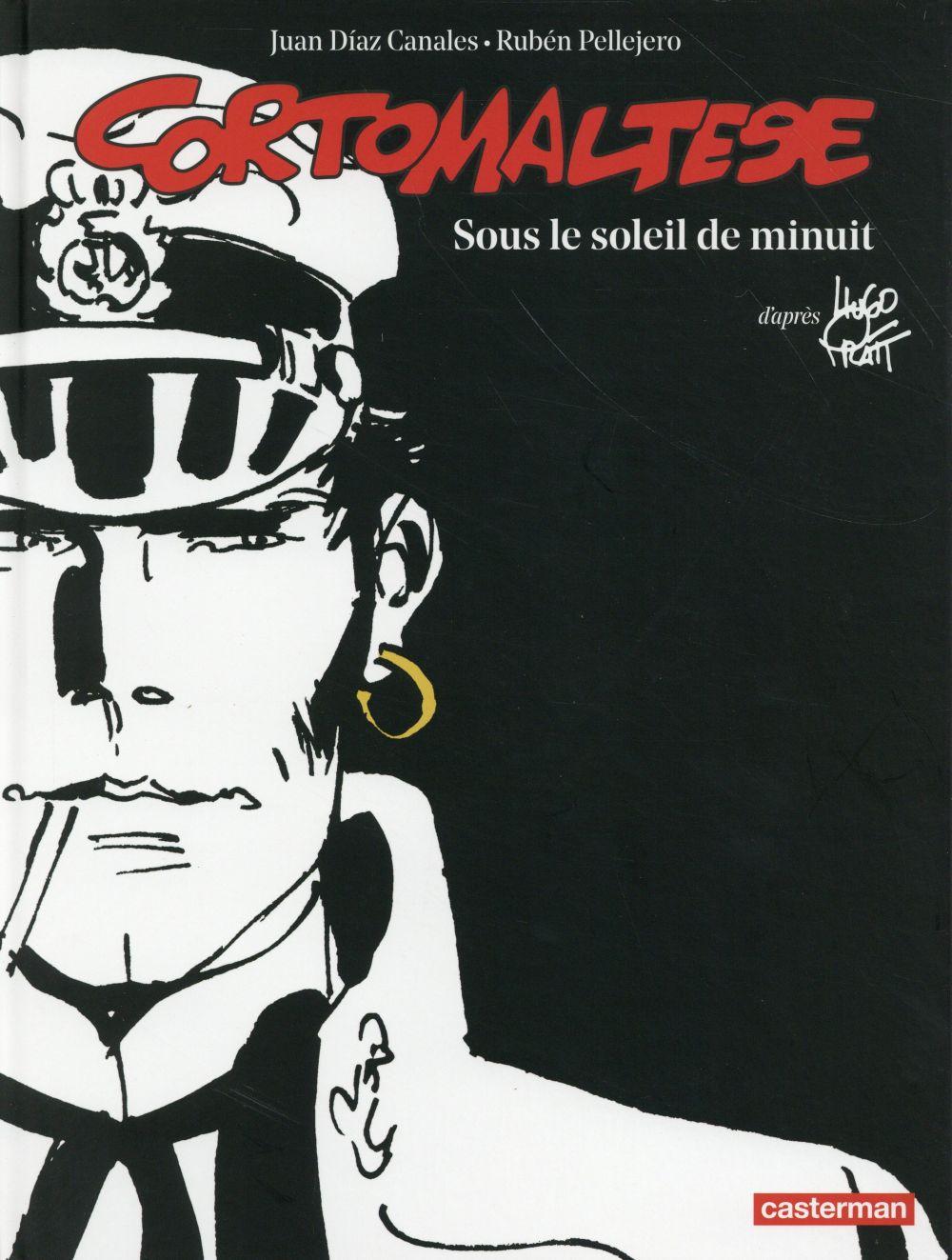 SOUS LE SOLEIL DE MINUIT - CORTO MALTESE - T13 - D'APRES L'OEUVRE D' HUGO PRATT Pellejero Ruben Casterman