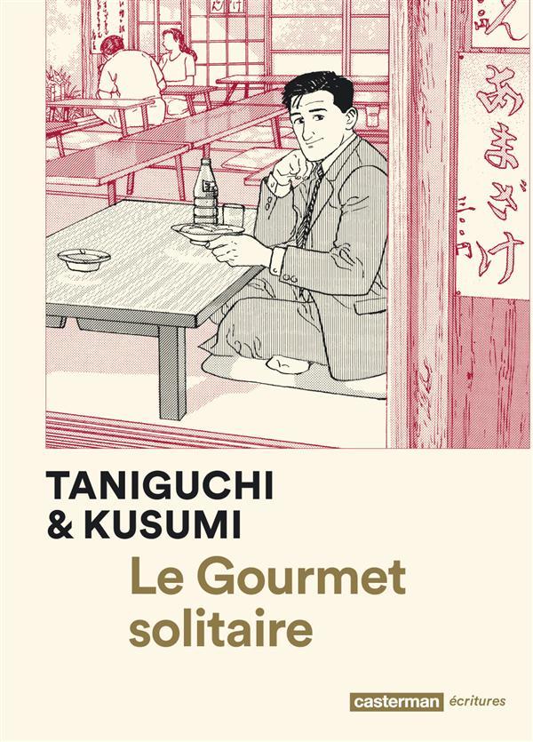 LE GOURMET SOLITAIRE TANIGUCHI/KUSUMI CASTERMAN