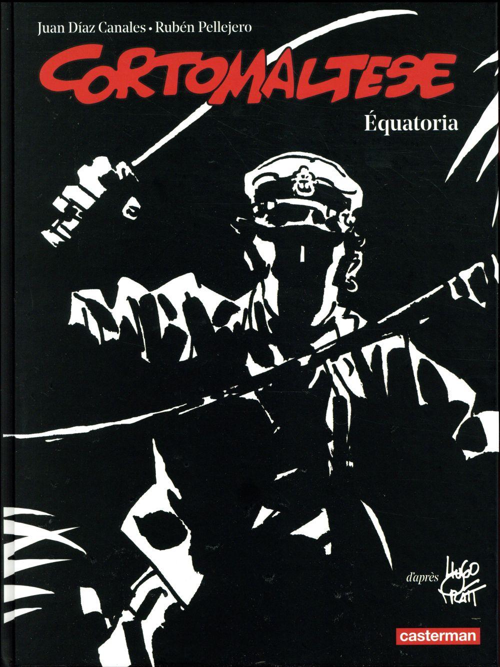 CORTO MALTESE - EQUATORIA PRATT/CANALES/BUSNEL Casterman
