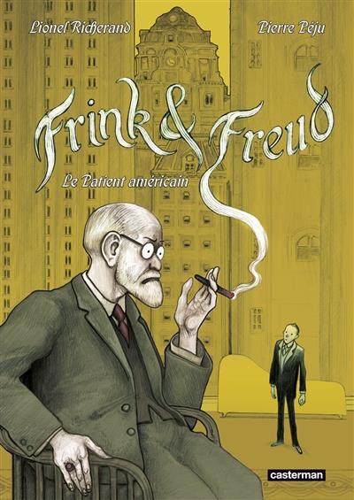 FRINK et FREUD PEJU, PIERRE  CASTERMAN