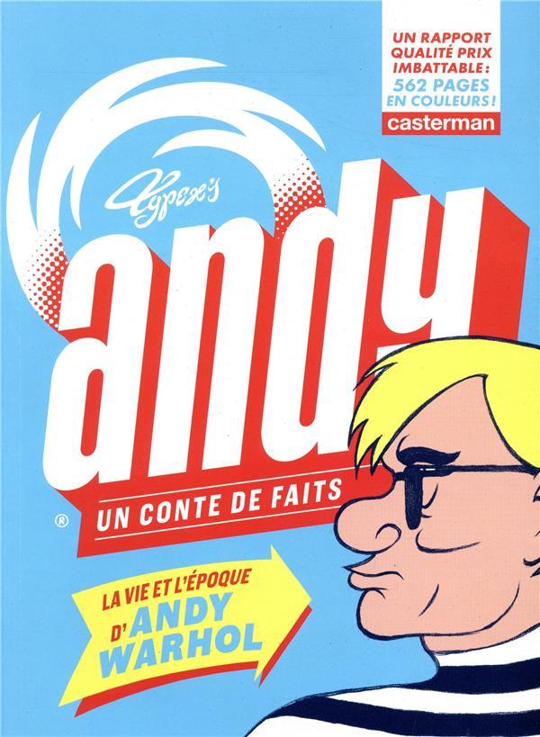 ANDY, UN CONTE DE FAITS TYPEX CASTERMAN