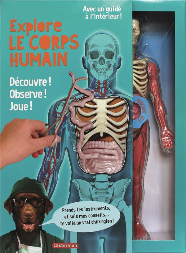 - EXPLORE LE CORPS HUMAIN