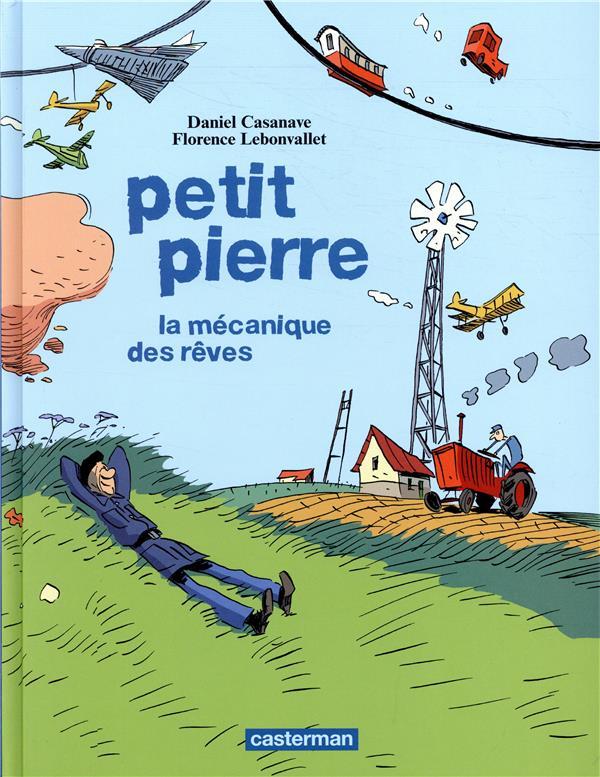 PETIT PIERRE LEBONVALLET/CASANAVE CASTERMAN