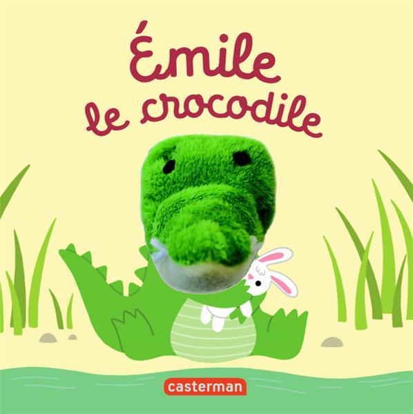 EMILE LE CROCODILE  CASTERMAN