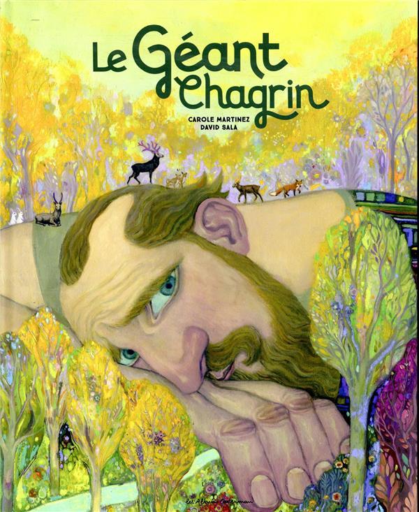 LE GEANT CHAGRIN MARTINEZ/SALA CASTERMAN