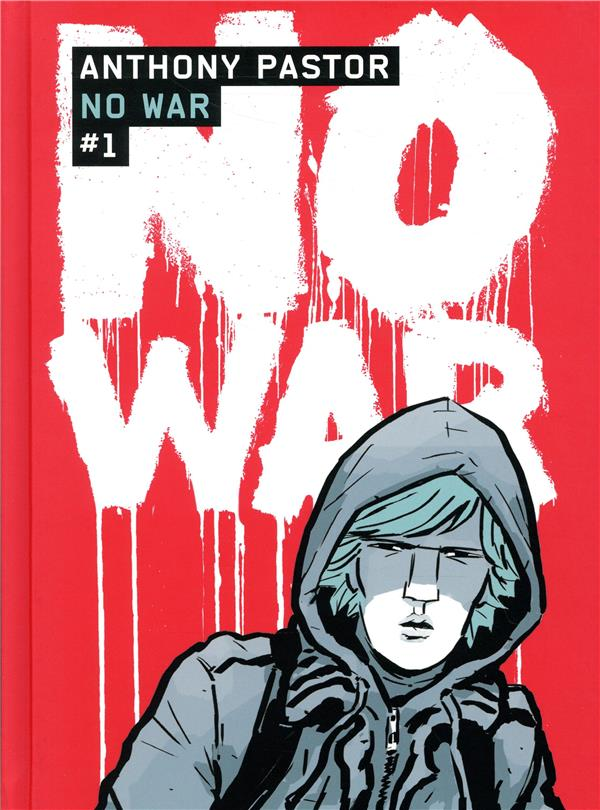 NO WAR - T1 PASTOR CASTERMAN