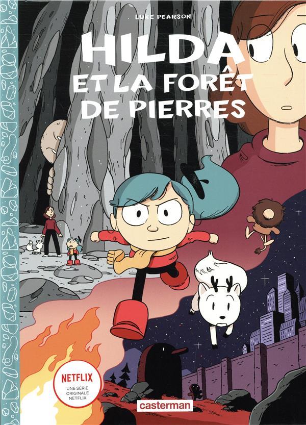 HILDA - T05 - LA FORET DE PIERRES PEARSON/HURTREL CASTERMAN