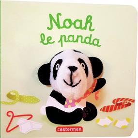 NOAH LE PANDA CHETAUD CASTERMAN