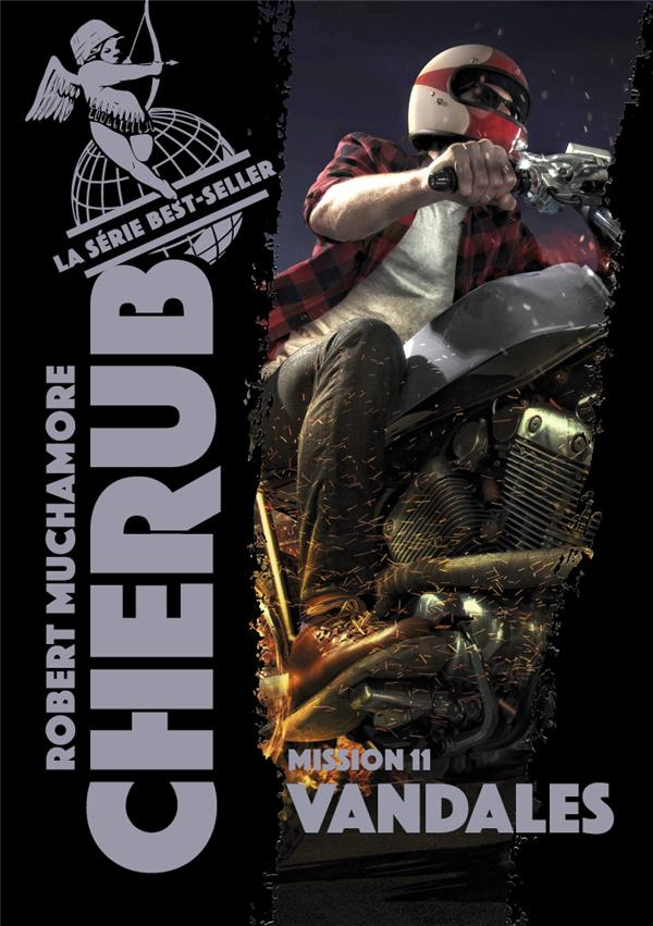 CHERUB MISSION T.11  -  VANDALES MUCHAMORE ROBERT CASTERMAN