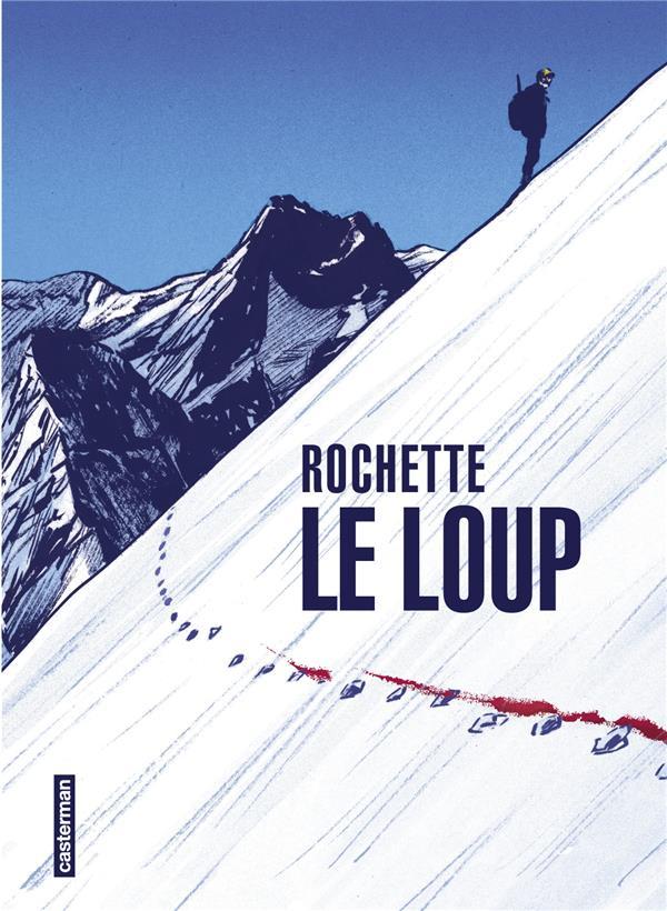 LE LOUP ROCHETTE/MERLET CASTERMAN