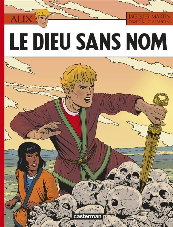ALIX T.39  -  LE DIEU SANS NOM