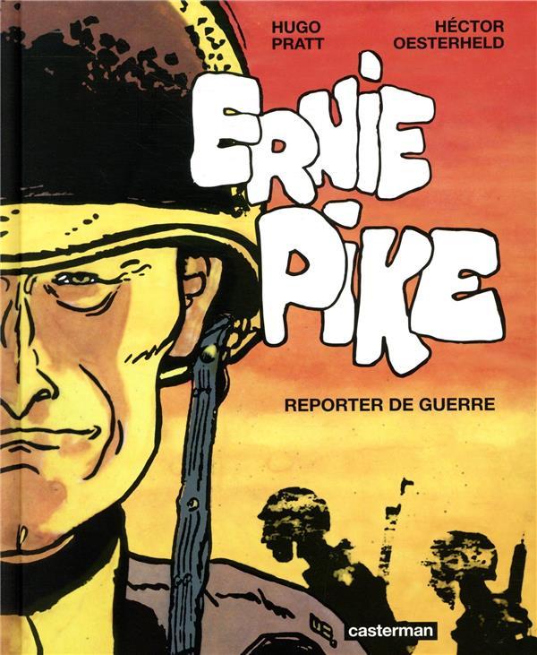 ERNIE PIKE  -  INTEGRALE  CASTERMAN
