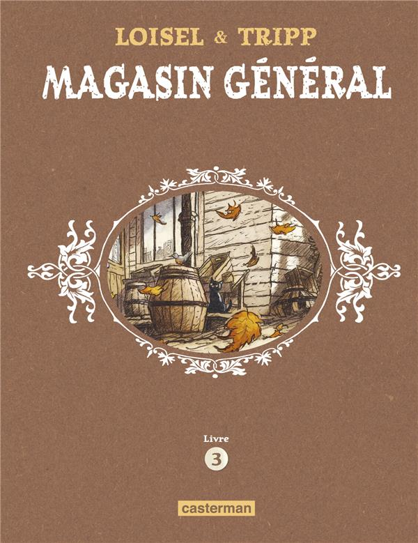 MAGASIN GENERAL  -  INTEGRALE VOL.3  -  T.7 A T.9