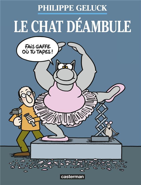 LE CHAT HORS-SERIE  -  LE CHAT DEAMBULE