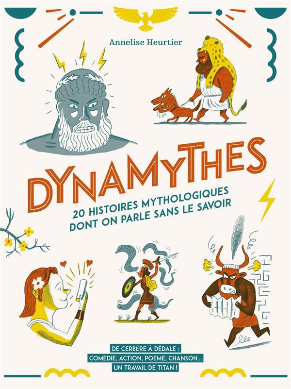 20 HISTOIRES MYTHOLOGIQUES DON HEURTIER/PERROUD CASTERMAN