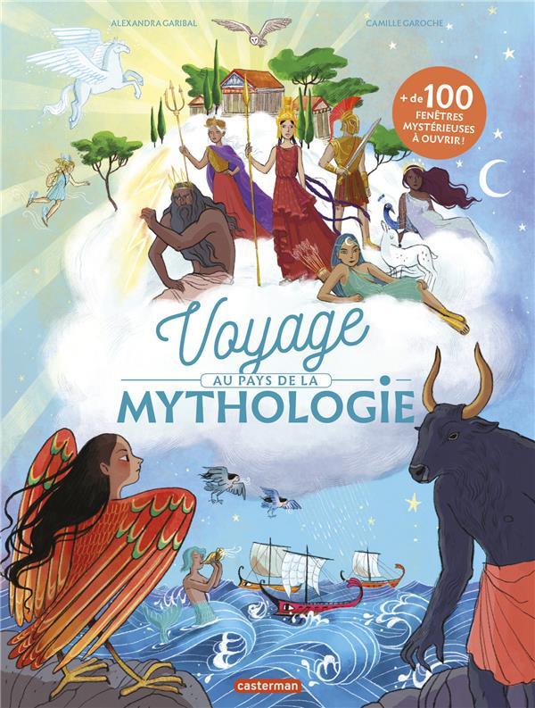 VOYAGE AU PAYS DE LA MYTHOLOGIE