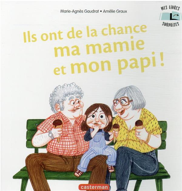 ILS ONT DE LA CHANCE MA MAMIE ET MON PAPI ! -