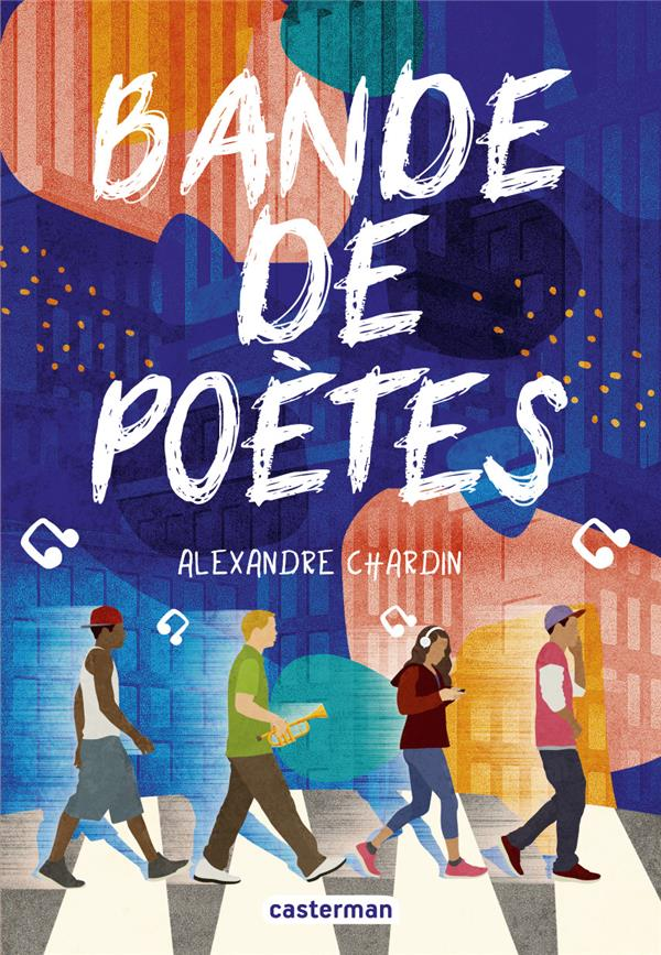 BANDE DE POETES CHARDIN ALEXANDRE CASTERMAN