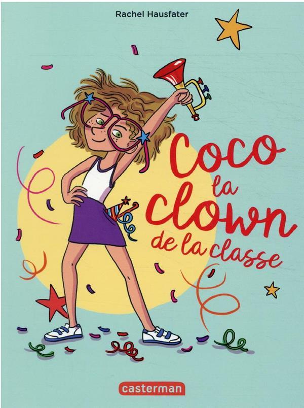 COCO LA CLOWN DE LA CLASSE HAUSFATER/AYRAULT CASTERMAN