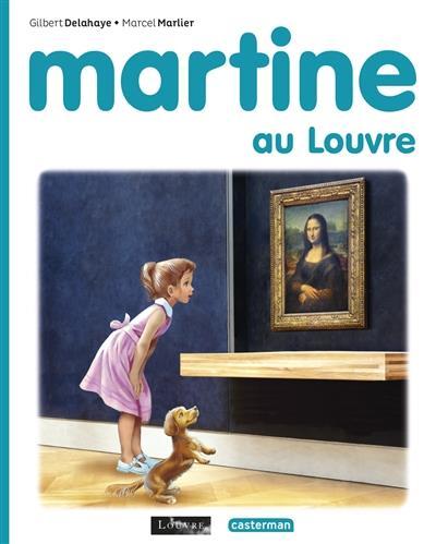 MARTINE T.61  -  MARTINE AU LOUVRE
