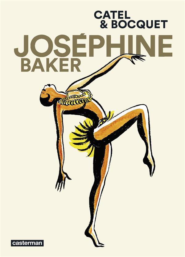 JOSEPHINE BAKER BOCQUET/MULLER CASTERMAN