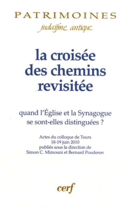 LA CROISEE DES CHEMINS REVISITEE