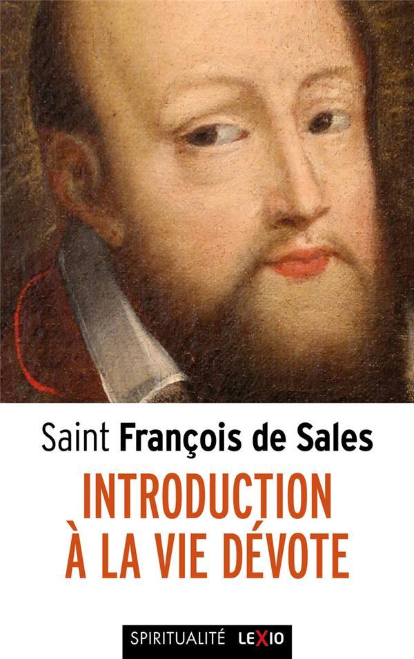INTRODUCTION A LA VIE DEVOTE FRANCOIS DE SALES CERF