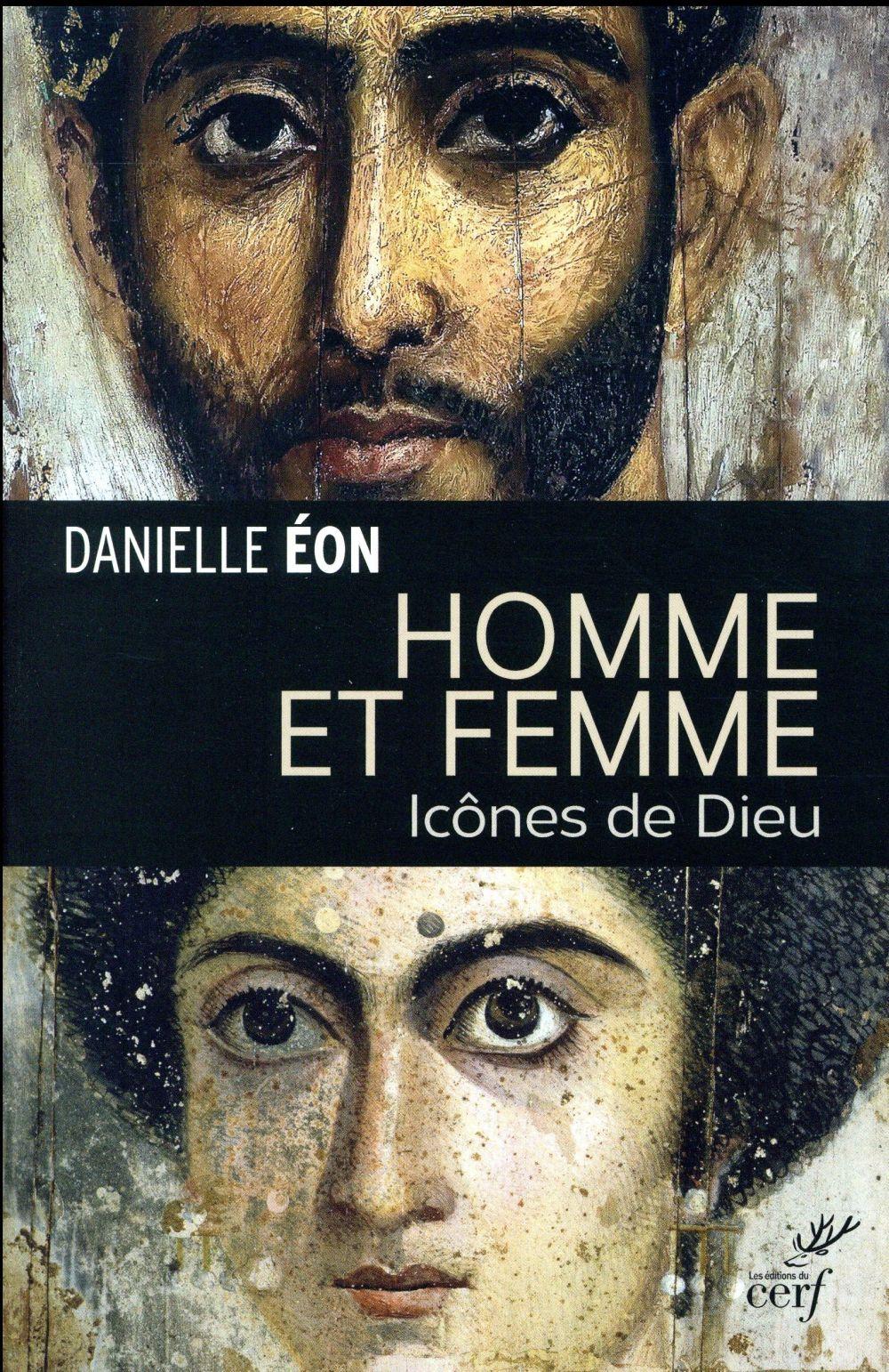 HOMME ET FEMME - ICONES DE DIEU