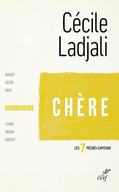 CHERE  -  LA GOURMANDISE
