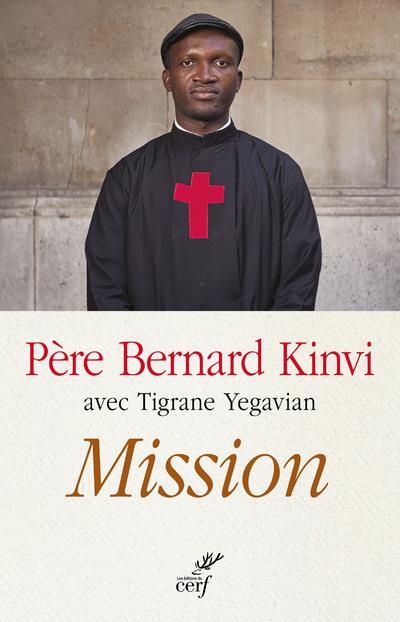 MISSION KINVI BERNARD CERF