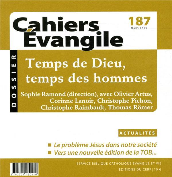 CAHIERS EVANGILE - NUMERO 187 COLLECTIF CERF