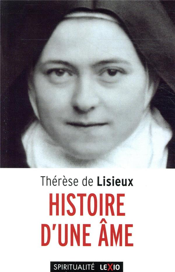 HISTOIRE D-UNE AME THERESE DE/GOLAY CERF