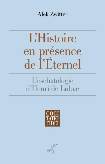 L'HISTOIRE EN PRESENCE DE L'ETERNEL