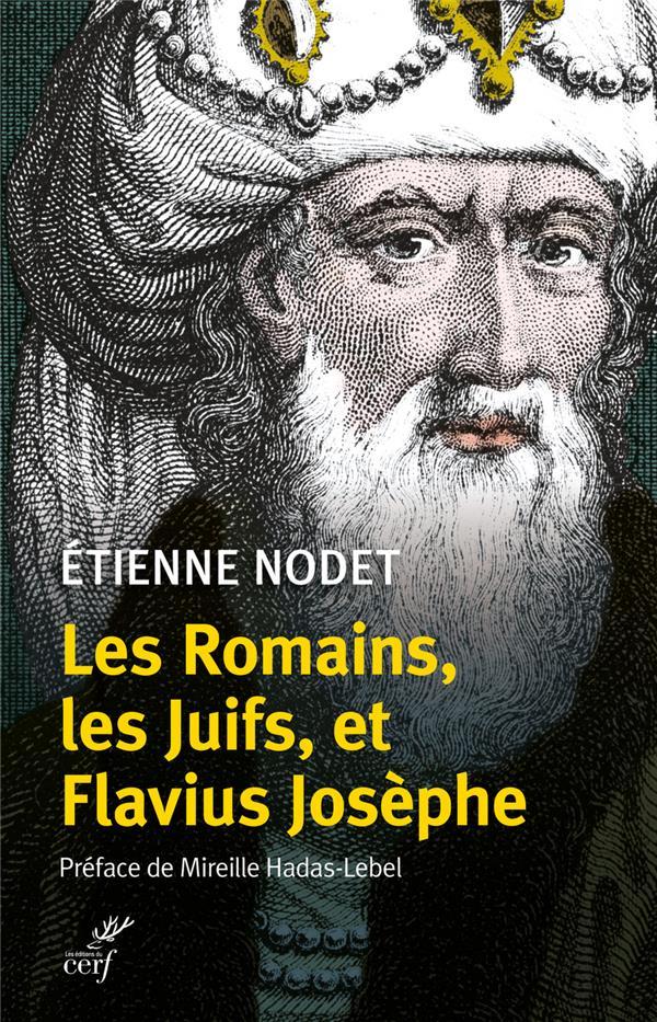 LES ROMAINS, LES JUIFS, ET FLAVIUS JOSEPHE
