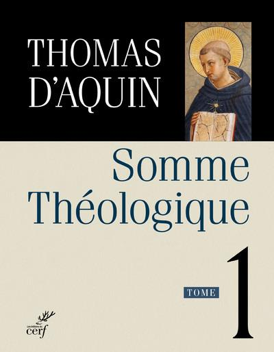 SOMME THEOLOGIQUE T.1