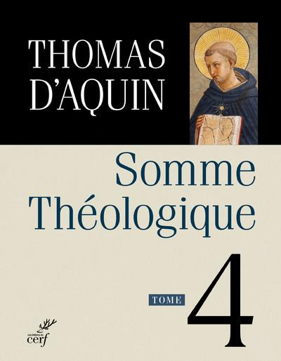 SOMME THEOLOGIQUE T.4