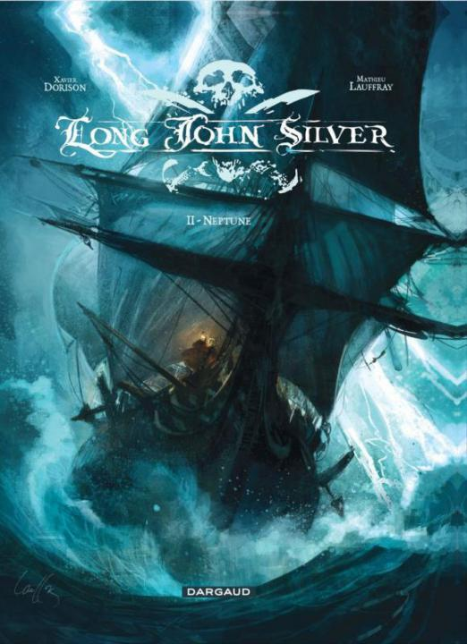 LONG JOHN SILVER T2 NEPTUNE DORISON/LAUFFRAY DARGAUD