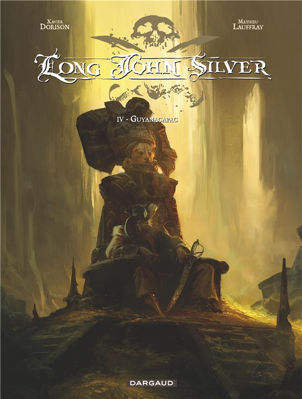 LONG JOHN SILVER - TOME 4 - GU