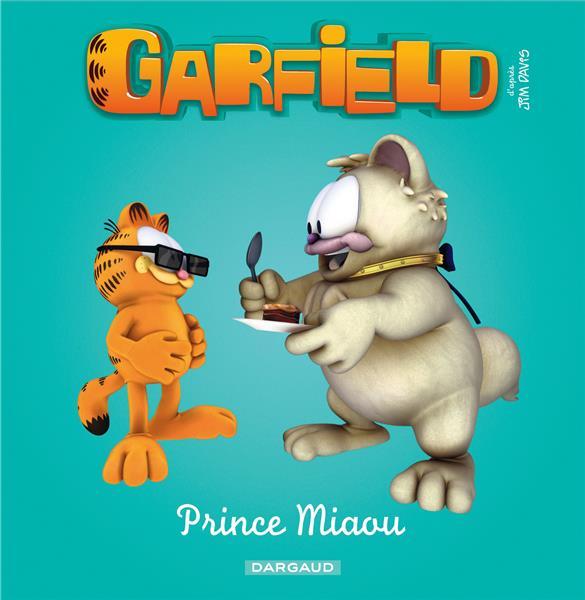 GARFIELD T.8  -  PRINCE MIAOU DAVIS JIM DARGAUD