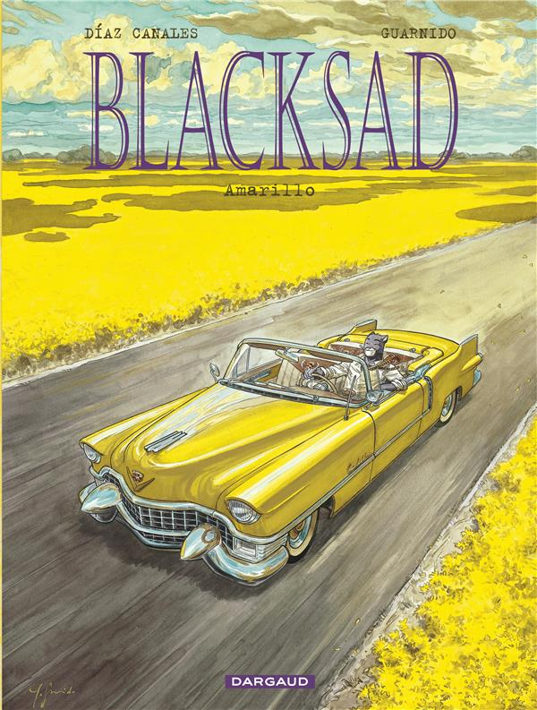 BLACKSAD T.5  -  AMARILLO