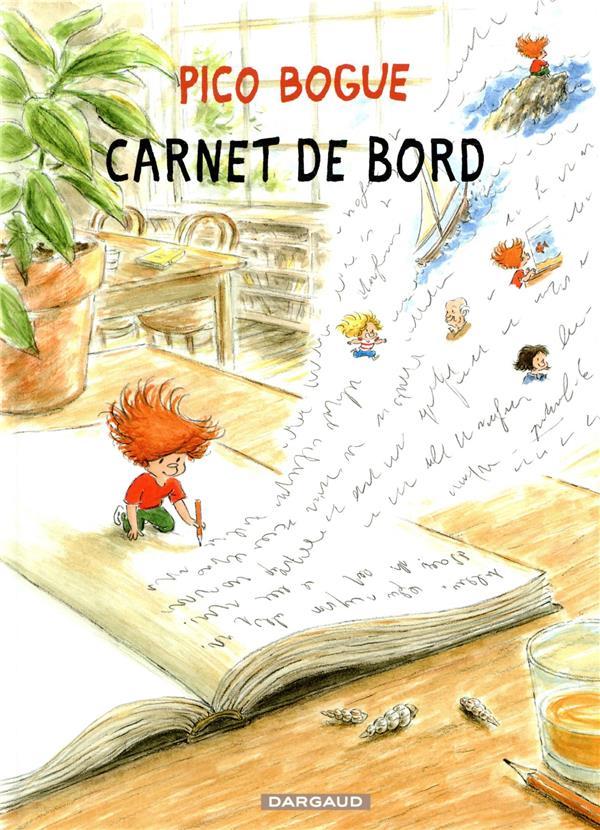 PICO BOGUE T.9  -  CARNET DE BORD