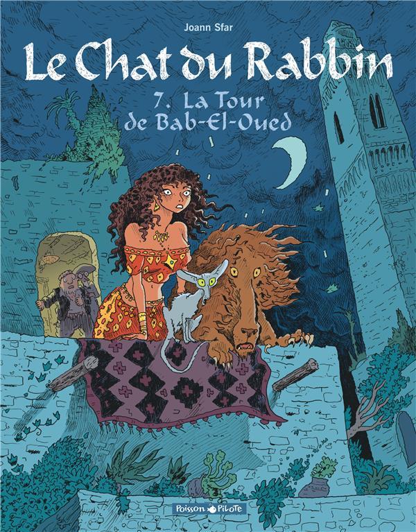 LE CHAT DU RABBIN  - TOME 7 - SFAR JOANN DARGAUD