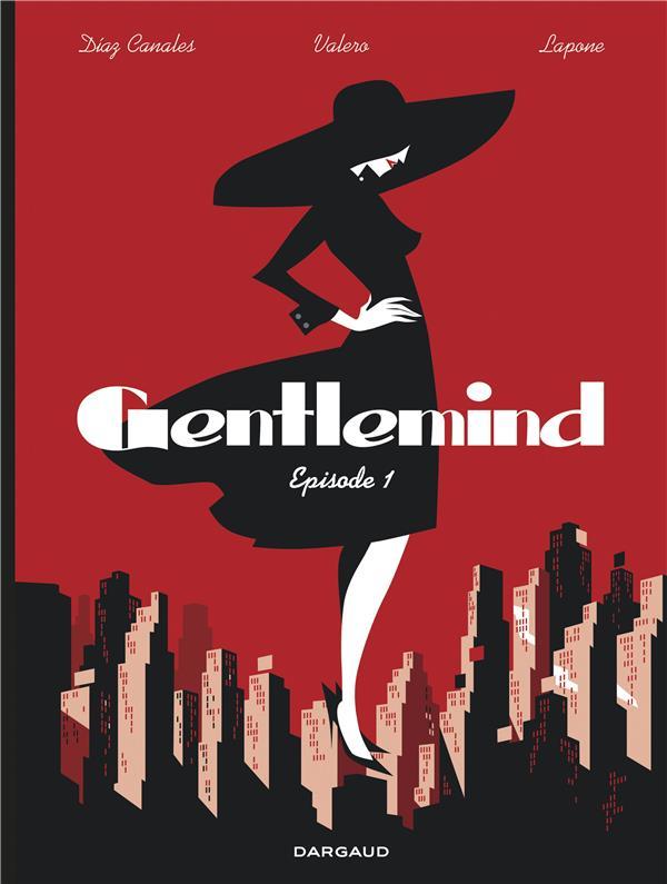 GENTLEMIND - TOME 1 VALERO TERESA/LAPONE DARGAUD